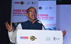 Let federations take call on sporting ties with Pakistan Sports Minister Vijay Goel to India Today (vijaygoelfans) Tags: aiff football fifa pak pakistan india sportsministervijaygoel sports vijaygoel