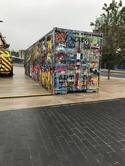Jimmy Cauty's ADP Riot #stoke #art (quimby) Tags: jimmy cautys adp riot stoke art