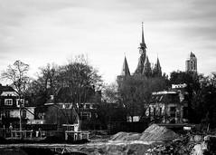 (Nico_1962) Tags: city stad zwolle leica teleelmarit 90mm m8 rangefinder meetzoeker primelens vintagelens manualfocus zwartwit bw leicam nederland thenetherlands