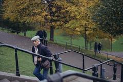 (Steve Gallazzi) Tags: nikon d610 sigma sigmaart 50mm street streetphotography edinburgh scotland people city autumn parklife
