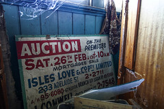 Auction (Voodoooz) Tags: urbex urban explore abandoned drain brisbane city queensland australia tourist water street river house me red blue white tree sky night art light summer old hot sexy babe travel tourer adventure camera building extreme danger photography flashback indoor architecture beam alley texture abstract surreal