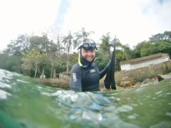 GOPR5882 (ambrogi_taubate) Tags: naturezaselvagem marinha mergulhando ubatuba sp brasil naturezamarinha fantstica apneia 10m setembro primavera 2016