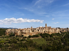 Pitigliano (el buitre) Tags: pitigliano maremma grosseto toscana tuscany c2c coast2coast italycoasttocoast paesaggio landscape