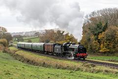 31806 Swanage Railway (4895) (PaulBrysn) Tags: timelineevents swanage 31806