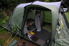 Our little tent (dark_dave25) Tags: lyme regis dorset holiday camping beach fossils
