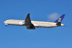 SV0120 LHR-RUH (A380spotter) Tags: takeoff departure climb climbout gearinmotion gim retraction boeing 777 300er hzak17  godblessyou iata  saudia  saudiarabian sva sv sv0120 lhrruh runway27l 27l london heathrow egll lhr