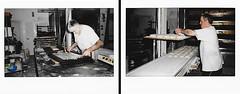 Show of the bakers | Instax (Piotr Skibiski) Tags: instax wide 300 fuji fujifilm instant photography instaxpolska lavagna italy italia bakery bakers men work roll rolls grassini oven experienced snapitseeit fujifilmpolska filmisnotdead fotografia natychmiastowa analog piekarze piekarnia piekarz praca mczyzna mczyni dowiadczeni buki wochy