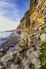 Humpty Dumpty (pauldunn52) Tags: nash point cliff cwm glamorgan heritage coast wlaes liassic limestone