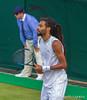 Dustin Brown | TrinDiego (TrinDiego) Tags: dustinbrown dustin brown jamaican german 1984 jamaica germany dreadlocks wimbledon tennis championship sw19 london uk england trindiego green lawn