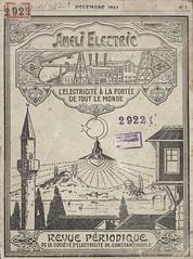 Cover of Ameli Electric Magazine (SALTOnline) Tags: amelielectric elektrik electricity dergi kapak magazine cover istanbul saltaratrma saltresearch saltonline izim drawing