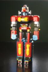 Shogun Warriors Die-Cast Metal Daimos (Popy/Mattel 1970's) (Donald Deveau) Tags: diecast shogunwarriors metal daimos toys vintagetoy japanesetoy japanesecharacter chogokin actionfigure sciencefiction mattel robot