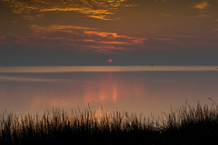 Autumn Sunset (jfusion61) Tags: florida st marks national refuge sunset fall gulf water clouds nikon d810 2470mm autumn sea grass mexico river lee graduated filter
