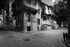 Street, Istanbul Turkey (mafate69) Tags: europe turkey turquie istamboule istanbul rue reportage street streetshot streetlevelphoto nb noiretblanc night nuit bw blackandwhyte photojournalisme photoreportage photojournalism documentary documentaire mafate69 balat nightshot lumire light shadow ombre