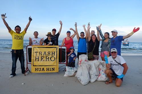 Trash Hero Hua Hin