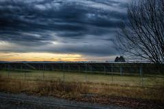 Clouds (Oliver Kuehne) Tags: sonyrx100m2 clouds wolken bayern bavaria germany kammlach parkplatz autobahn