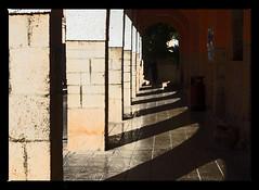 into the shade (EwaHB) Tags: majorca spain shadows shade patterns