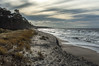 Baltic Sea (`TOMS`) Tags: latvija liepaja northern forts sea baltic shore sky water sand beach wind waves clouds nikon nikkor 35mm afsdxnikkor35mmf18g f18g f18 outdoor nature landscape coast seaside