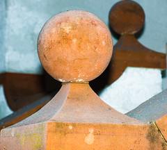 flash garden ornaments (grahamrobb888) Tags: nikon nikond800 nikkor afnikkor80200mm128ed flash birnam homegarden ornaments garden steps sandstone
