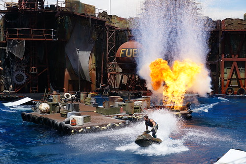 "Waterworld: A Live Sea War Spectacular • <a style=""font-size:0.8em;"" href=""http://www.flickr.com/photos/28558260@N04/20335616208/"" target=""_blank"">View on Flickr</a>"