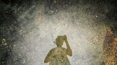 Monsoon Reflection #street #streetshot  #monsoon #rain #raining #nature #natural #water #HDR #iphone #iphone6 #iphone_photography (rzv424) Tags: street nature water rain natural monsoon raining hdr streetshot iphone iphonephotography iphone6