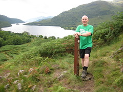 Phil the Minstral -  Loch Lomond