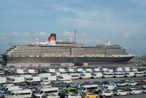 Cunard Queen Victoria ~ 5119