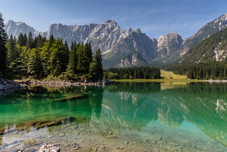 Lago di Fusine - Explored -