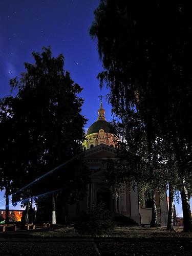 Иоанно-Предтеченский собор, XX в. Зарайск
