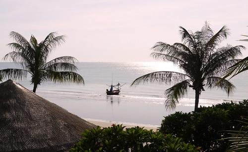 Aleenta Pranburi Beach