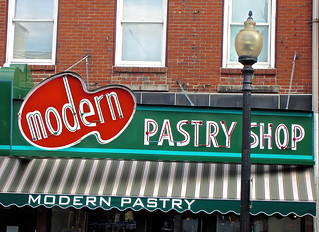 Modern Pastry Shop, Boston, MA