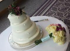 The wedding cake (Just hit 5 million views) Tags: wedding cake weddingcake northernireland inverness habost freechurchofscotlandcontinuing