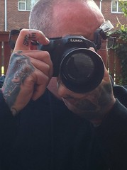 My new shutter finger tattoo (View From The Chair Photography) Tags: tattoo ink finger