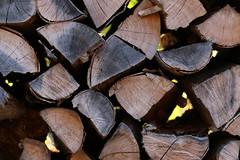Firewood Texture 1 (gripspix (OFF)) Tags: wood texture pile holz firewood stapel textur feuerholz 20150929
