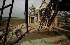 Hindu temple near Tirrukovil