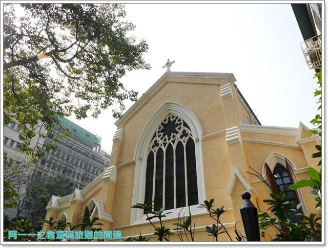 香港旅遊太平山夜景山頂纜車聖約翰座堂凌霄閣摩天台山頂廣場image014