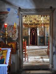 Greece is... (sifis) Tags: church nikon greece orthodox byzantine monastry sakalak d700