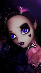Aged To Perfection (Icky'sMarvel) Tags: old halloween dark doll adult vampire victorian inbox exclusive collector victorianfashion unopened amazonexclusive adultcollector monsterhigh draculaura adultcollectoredition