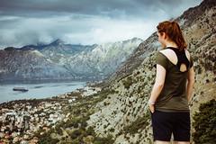 (BeastieBernd) Tags: meer hills montenegro kotor
