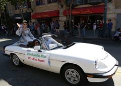 Italian Heritage Parade Past Queens (beppesabatini) Tags: sanfrancisco california fishermanswharf columbusdayparade italianheritageparade beautyqueens brandizuffoallan madametussadssanfrancisco sanfranciscoitalianheritageparade columbusdaycelebrationinc