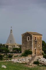 Siracusa, Sicilia, Italia! (Flavio~) Tags: day2 italy sicily archeologicalpark greektheater neapolis oct2015 syracusaortigia