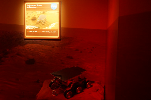 "Sojourner Mars Rover • <a style=""font-size:0.8em;"" href=""http://www.flickr.com/photos/28558260@N04/22611747460/"" target=""_blank"">View on Flickr</a>"
