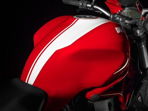 Ducati Monster 821 Stripe & Monster 1200 S Stripe