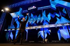 Web Summit 2015 - Dublin, Ireland (Web Summit) Tags: websummit2015 machinestage romeodurscher dji technology dublin ireland startups innovation inspiring inspiration