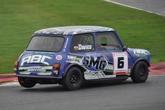 MINI Se7en Racing - R3 (28) Ashley Davies leads MINI Se7en class (Collierhousehold_Motorsport) Tags: mini minicooper barc snetterton minimiglia mini7 minise7en snetterton300 minise7enracing