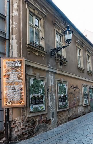 Typical Slovak pub