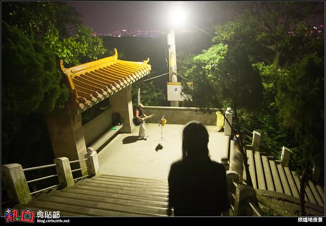[攝影] 烘爐地夜景