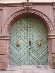 Krakov, dveře (12) (ladabar) Tags: door doorway kraków krakau krakov dveře