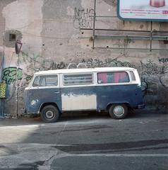 (juliusfrumble) Tags: life rolleiflex volkswagen deutschland kodak nina van hagen volk pinta portra160