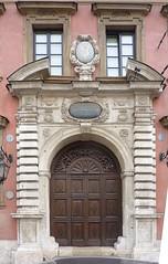 Krakov, portály (1) (ladabar) Tags: portal kraków cracow cracovia krakau krakov portál