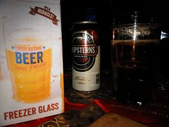 Christmas miracle (18mm & Other Stuff) Tags: beer glass festive miracle